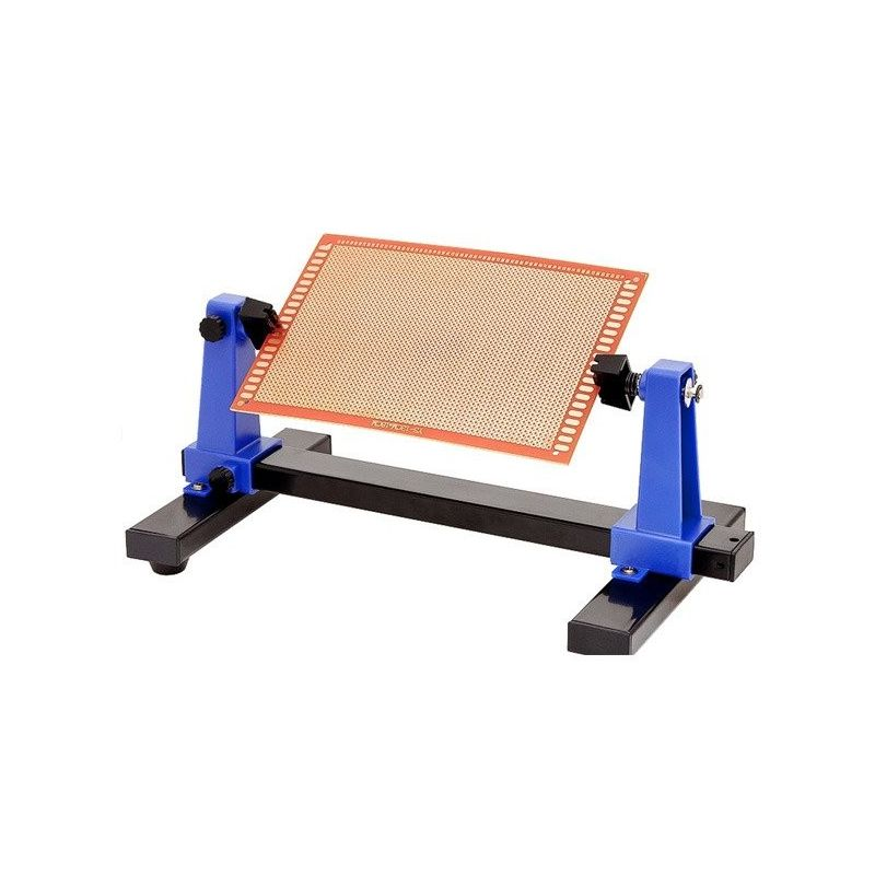 Soldering PCB Holder 200x140mm Adjustable 360 Degrees