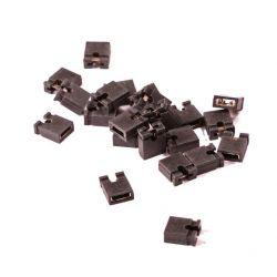 Lote 20 Mini Jumpers 2.54mm...