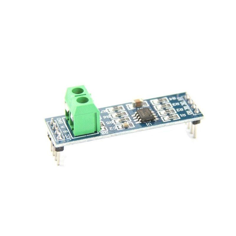 Converter Module RS485 a Transceiver TTL 485 Max485 5V PLC