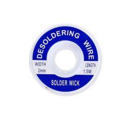 Desoldering Wire 2mm