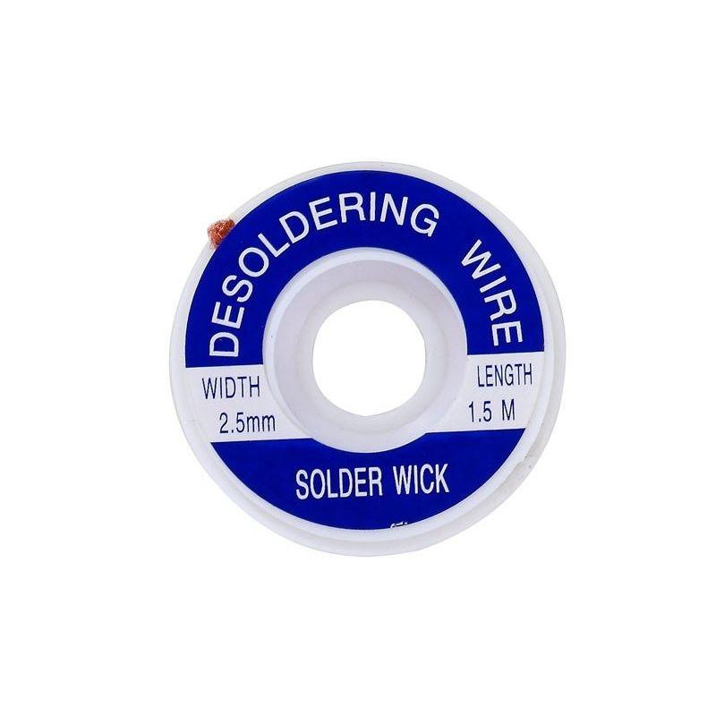 Desoldering Wire 2.5mm