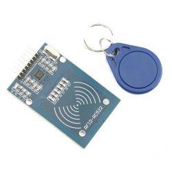 Módulo RFID RC522 + chave...