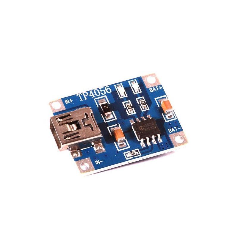 TP4056 Lithium Battery Charger Module 5V Mini USB