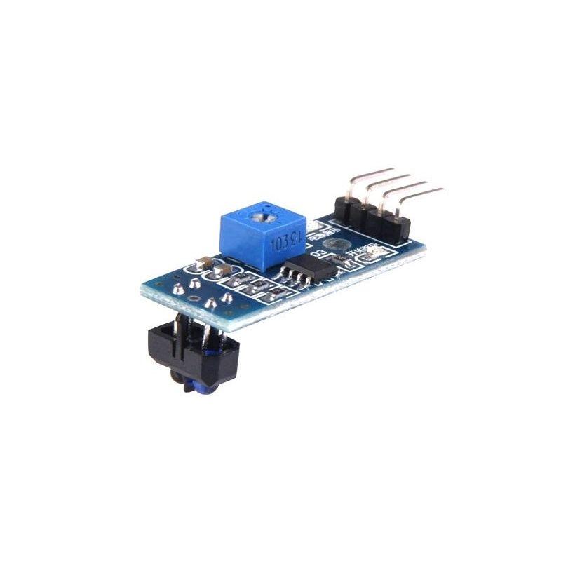 Modulo TCRT5000 Sensor Infrarrojo IR Seguidor Linea Obstaculos