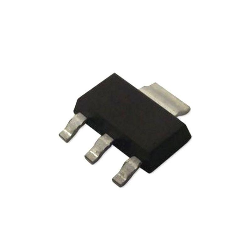 5x Voltage Regulator LDO 3.3V DC SOT223 SMD LM1117 TS1117BCW-3.3