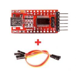 FT232 USB para Conversor de...