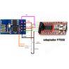 FT232 USB para Conversor de série UTL 5V 3.3V + Cabo