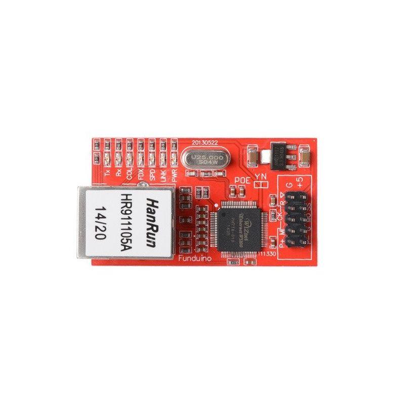 Módulo Ethernet W5100 Arduino