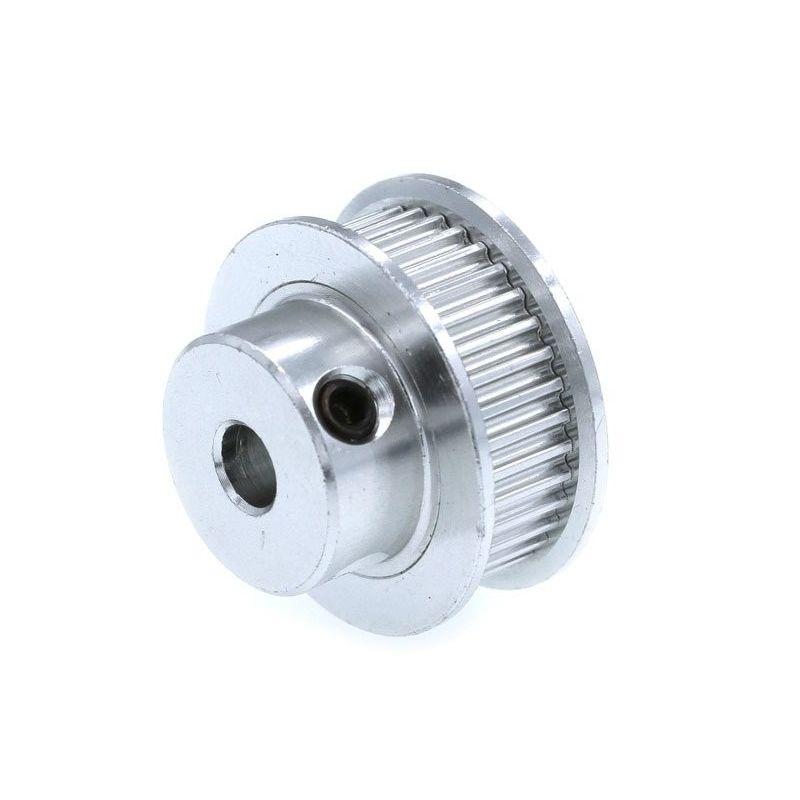 Pulley GT2 40 Teeth 6mm Aluminium 3D Printer Reprap CNC