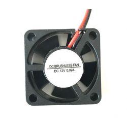 Fan 12V 2x Cables 3D Reprap...