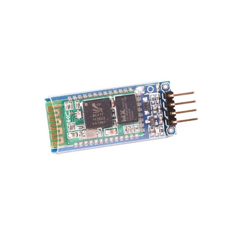 Módulo Bluetooth HC-06 HC06 para Arduino 3.3-5V con pines
