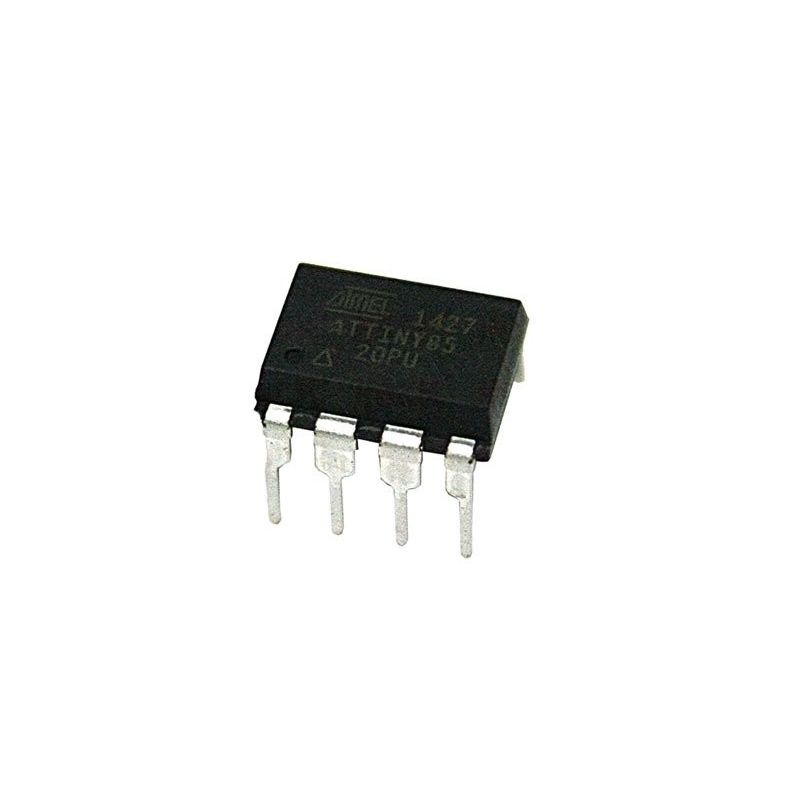 Original Atmel DIP-8 ATtiny85-20PU Tiny85-20PU Microcontroller IC