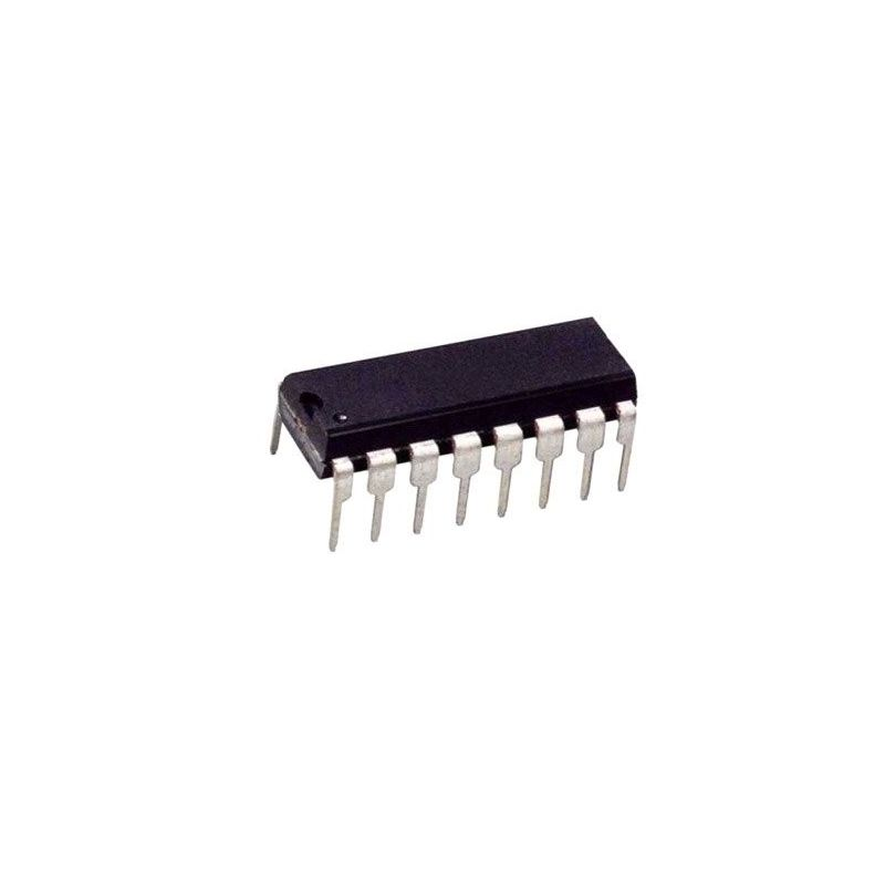 CD4056BE Decodificador de BCD a 7 Segmentos Integrado CD 4056 DIP