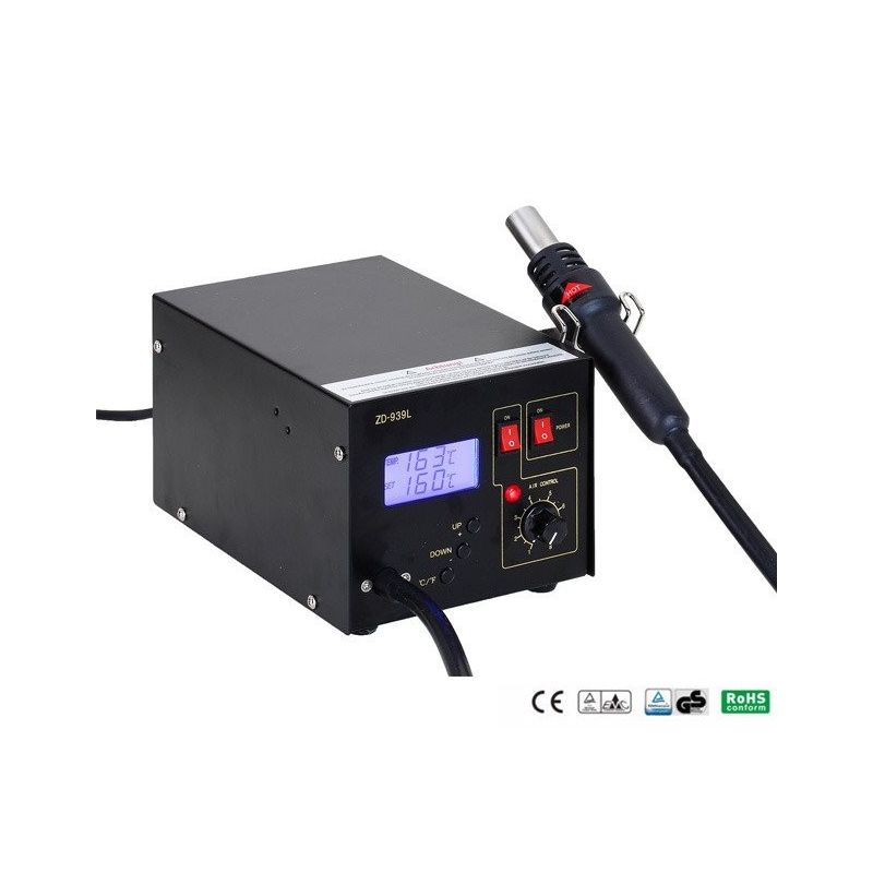 Hot Air soldering station ZD-939L
