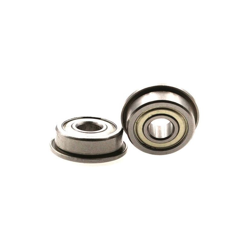 2x Flange Bearing F605ZZ Ball Bearing 3D Printer Reprap Prusa