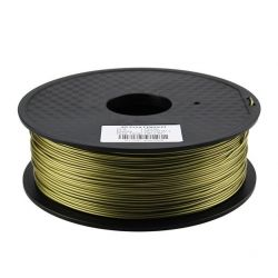 PLA 1.75mm Filament 1kg Bronze
