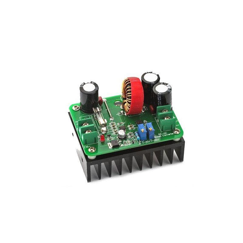 600W Boost Converter Booster Module DC voltage 12V to 80V