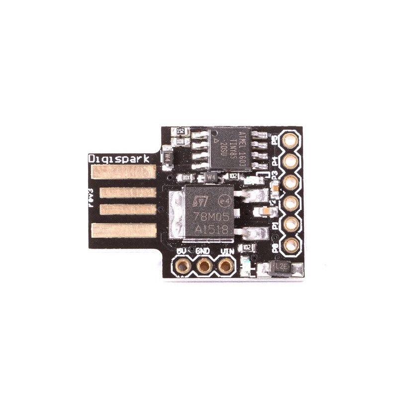 Placa Attiny85 Digispark compatible Arduino