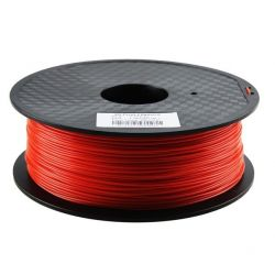 ABS Red Filament 1.75mm 1kg...