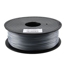 ABS Silver Filament 1.75mm...