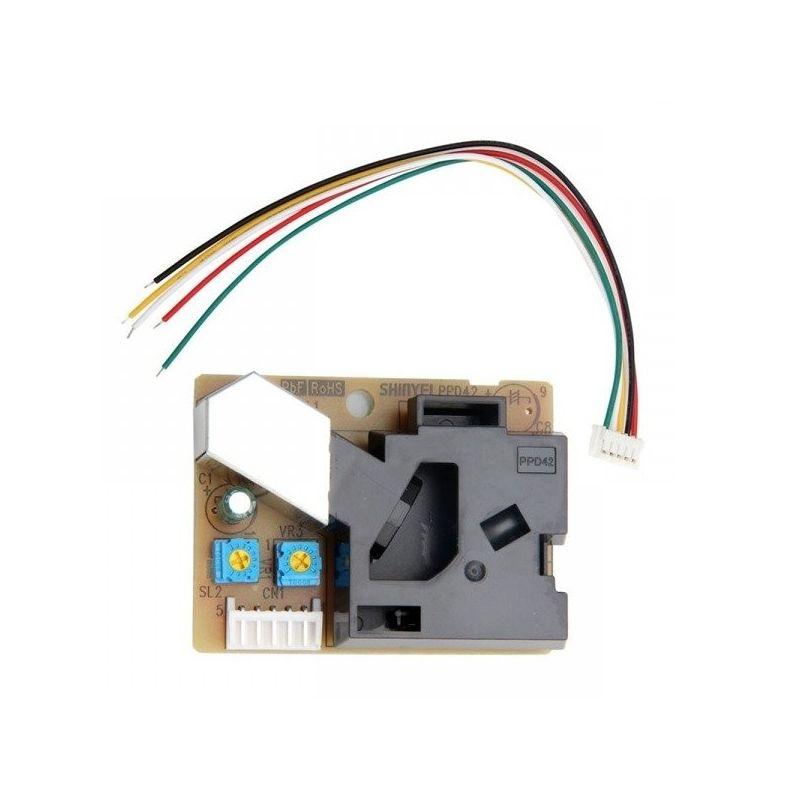Módulo Sensor de Polvo PPD42NS PM2.5