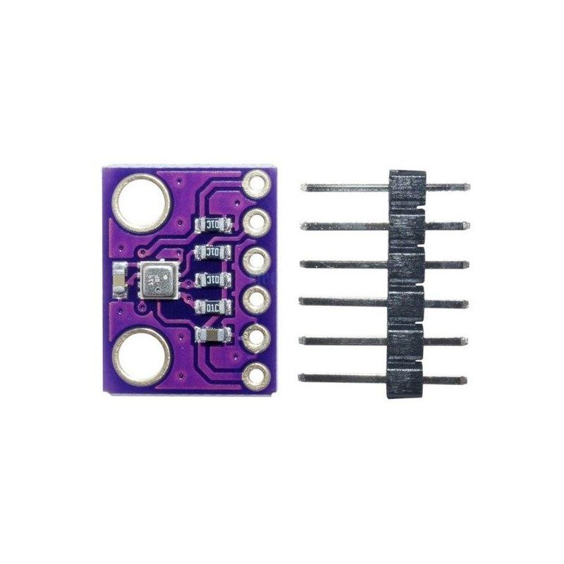 BME280 Digital Temperature Humidity Barometric Pressure Module