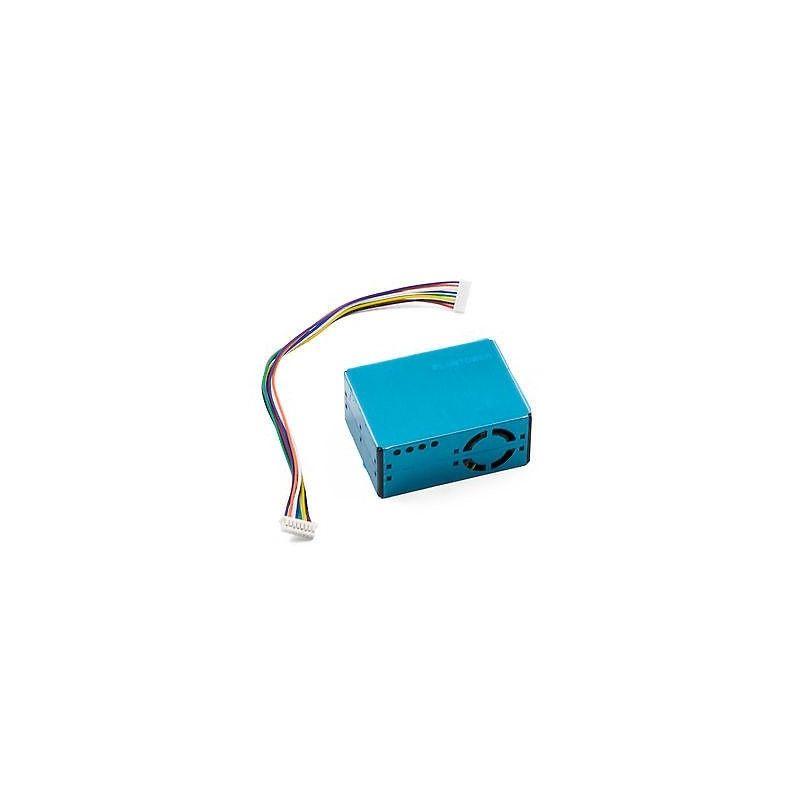 Sensor de concentração de partículas de alta precisão PMS5003