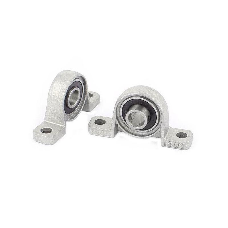 Soporte Rodamiento Lineal 10mm con Brida KP000