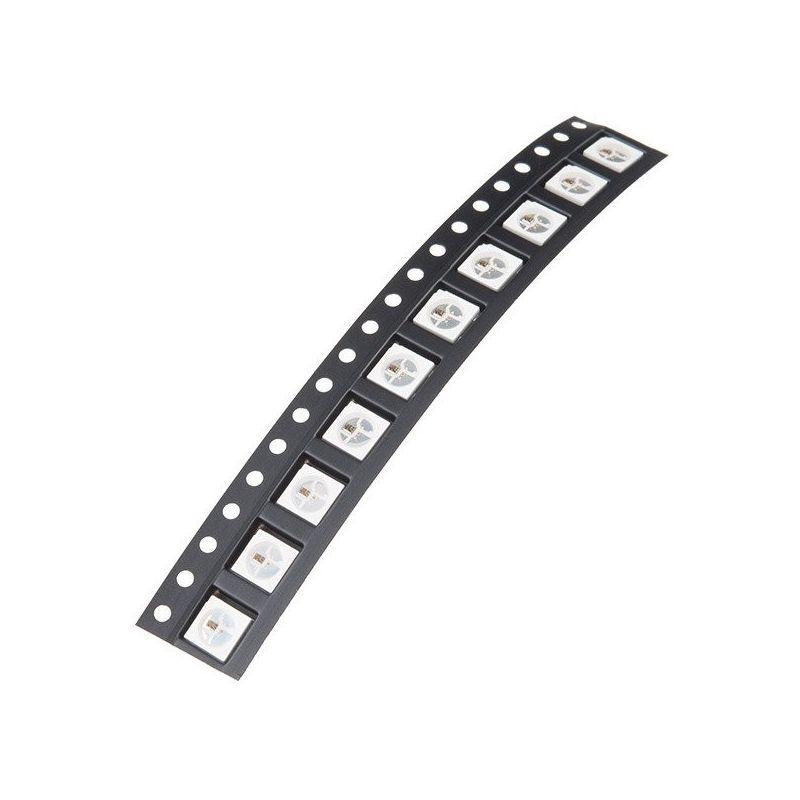 LED RGB 5050 WS2812B White