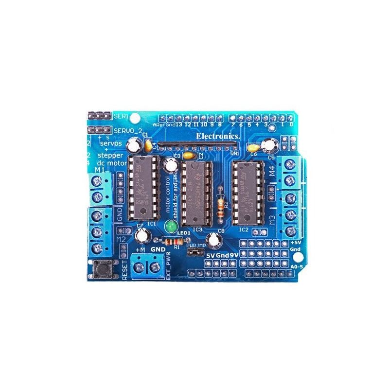L293D Motor Drive Shield Expansion Board