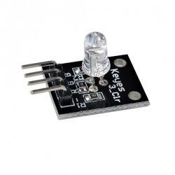 Módulo LED RGB Lâmpada de cor completa RGB KY-016