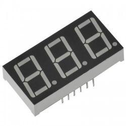 3 dígitos LED Display 7...