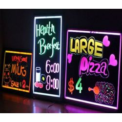 LED Writing Board 500x700mm...
