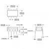 LM358P DIP 8 Amplificador Operacional Doble Circuito Integrado