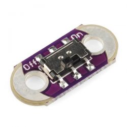 Lilypad Slide Switch Board...