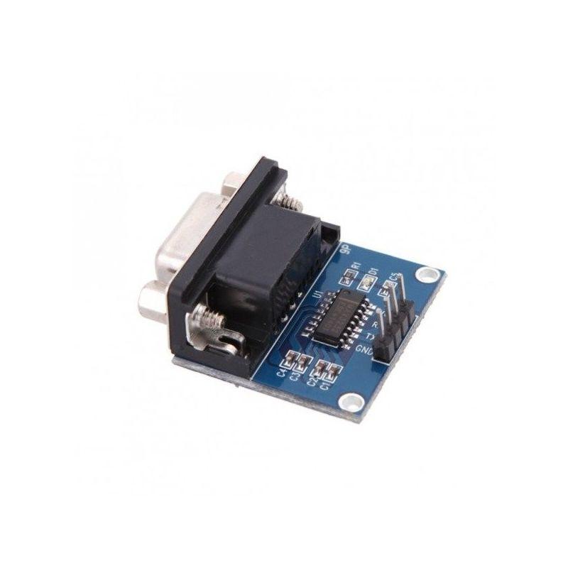 Module MAX3232 Converter RS232 to TTL Port DB9 female