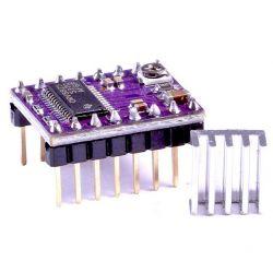 DRV8825 + Radiador Stepper...