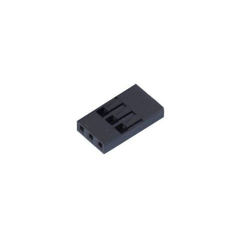 Conectores BLS03 Hembra/Hembra 3 Pines RoHS Fila Simple