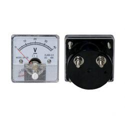 Voltímetro Analógico 40Vcc