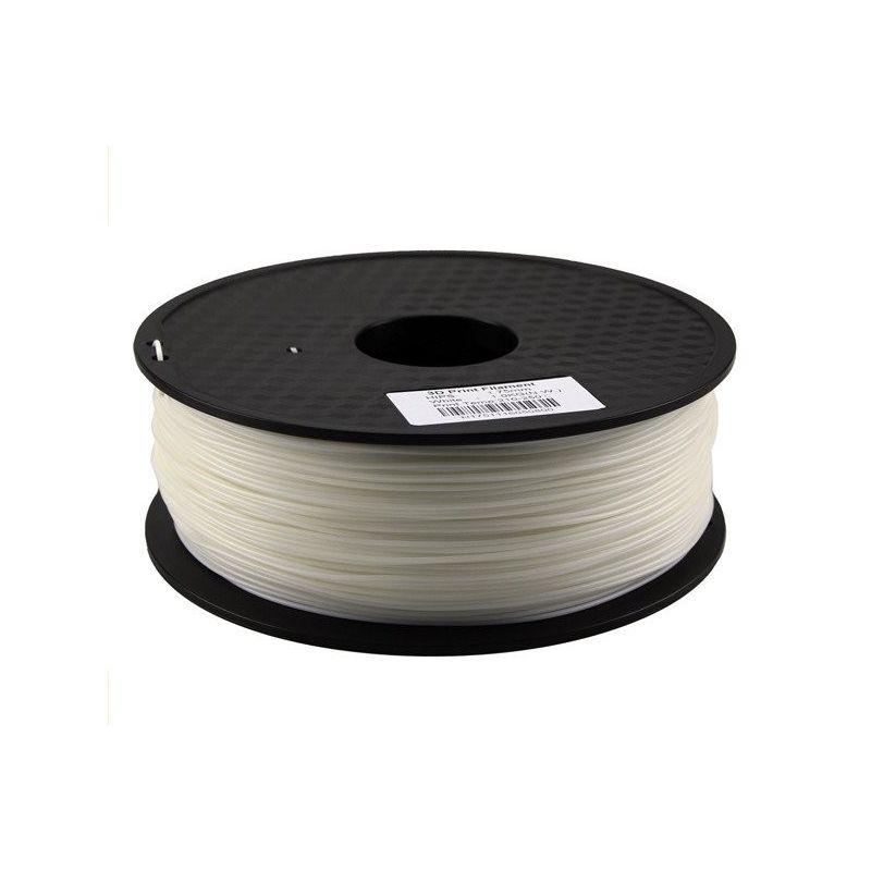 HIPS White Filament 1.75mm 1kg