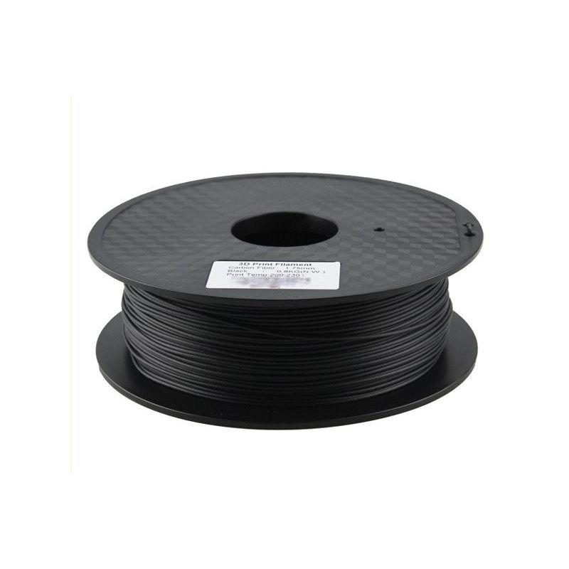 Filamento Fibra de Carbono 1.75mm 0.8kg