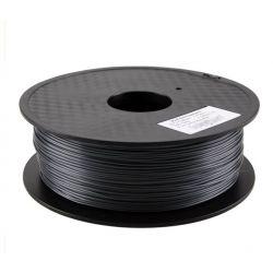 Dark Grey Silk Filament...