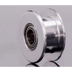 Polea Lisa GT2 Aluminio 5mm