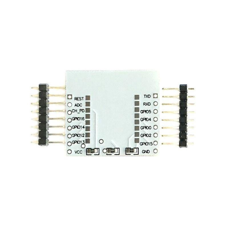 Adaptador para el módulo WiFi ESP-8266 ESP-12 ESP-12E
