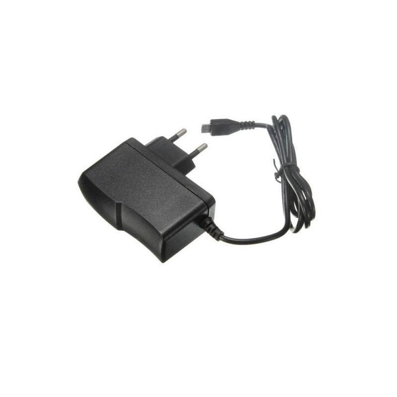 Power Adapter 220VAC DC 5V 2.5A EU Plug Micro USB Connector