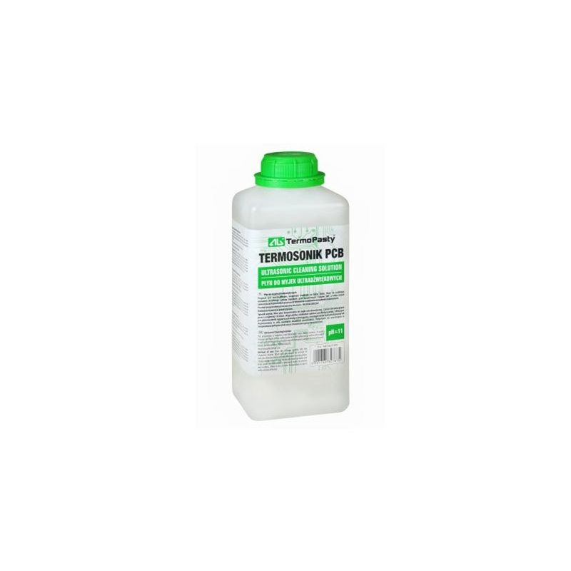 Ultrasonic Cleaning Liquid 1 litre