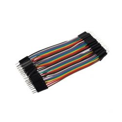Cable Macho-Macho 10cm Jumpers Dupont