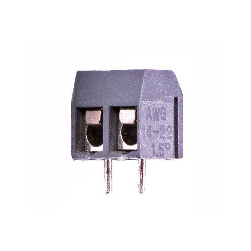 Borna Circuito Impreso 2 polos 5mm paso