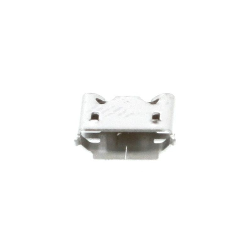 USB Connector, Shielded, Micro USB Type B, USB 2.0, Receiver, 5 Way, Surface Mount