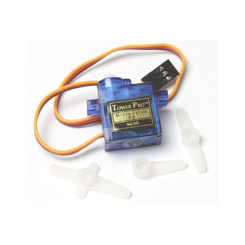 Tower Pro Micro Servo 9g SG90 360 degree